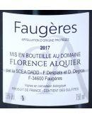 Vin Rouge Rieutord en bouteille