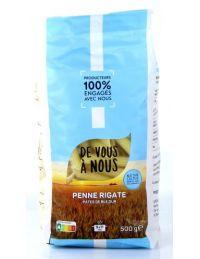 Penne Rigate - Pâtes direct producteurs