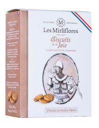 Biscuits de la Joie à la Cannelle et aux amandes - Les Mirliflores