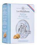Boules de Poilus, Biscuits noisettes/fleur d'oranger - Les Mirliflores