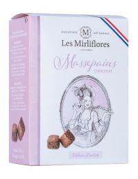 Massepains - Gâteaux moelleux chocolat/amandes - Les Mirliflores