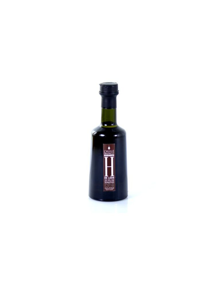 Huile d'Olive Originelle sélection fruité mûr - Domaine Leos