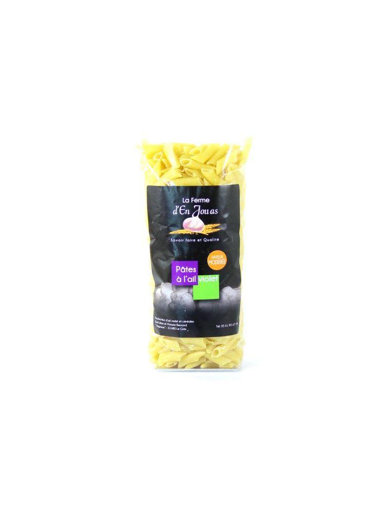 Pâtes à l'ail violet artisanales