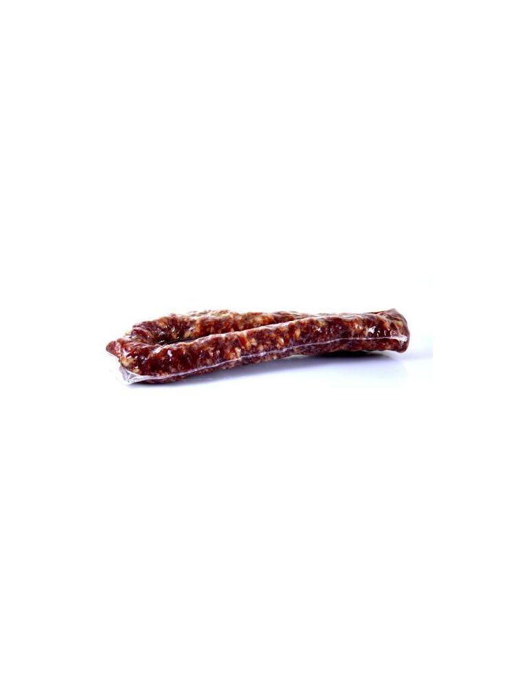 Saucisse sèche à la perche traditionnelle - Charcuterie Antoine