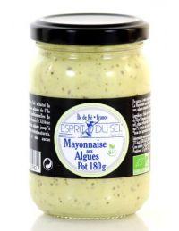 Mayonnaise aux algues