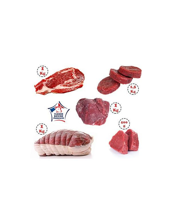 colis viande de boeuf
