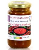 Sauce Salsa - Sauce Mexicaine Artisanale