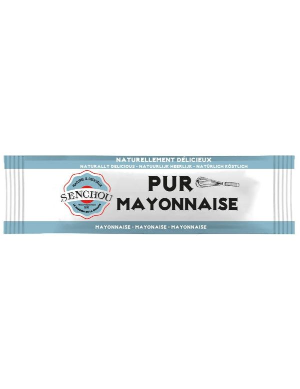 Stick Mayonnaise sans conservateurs - Senchou