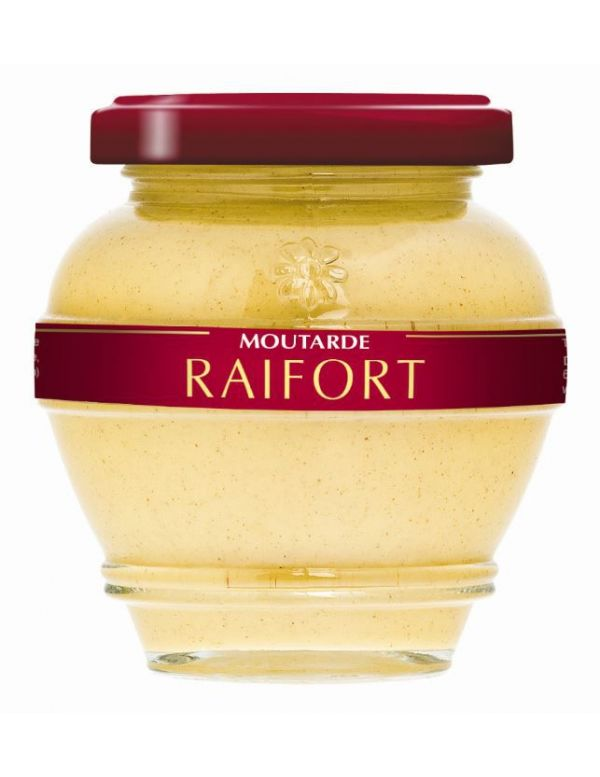 moutarde au raifort