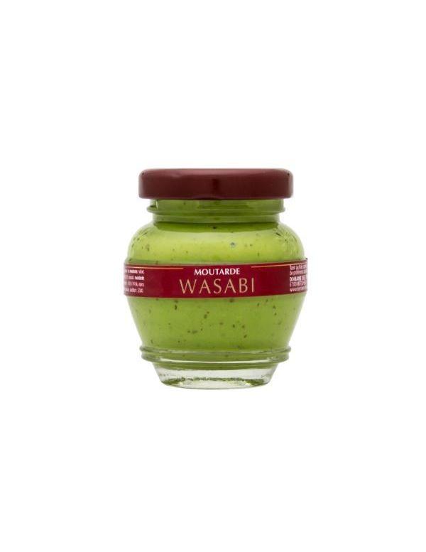 Moutarde forte au Wasabi