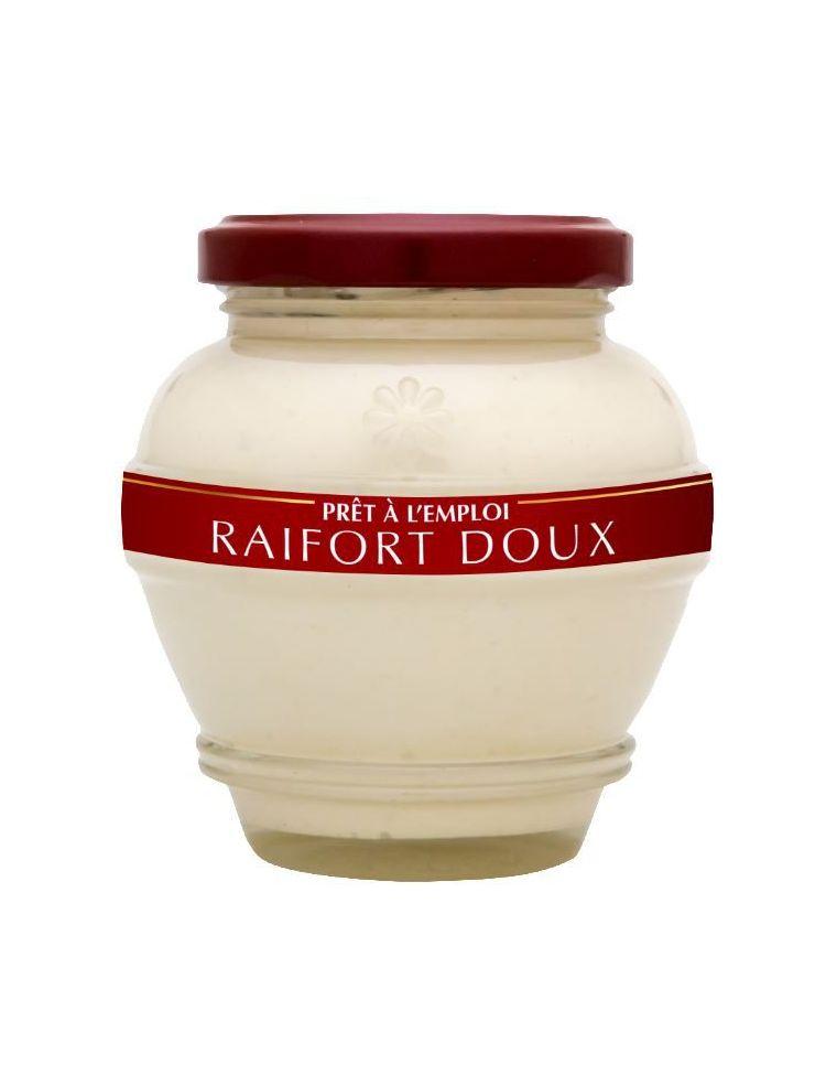 Raifort doux d'Alsace, pot de 200 g