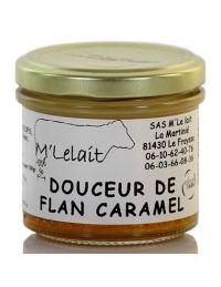 Flan Vanille au Caramel