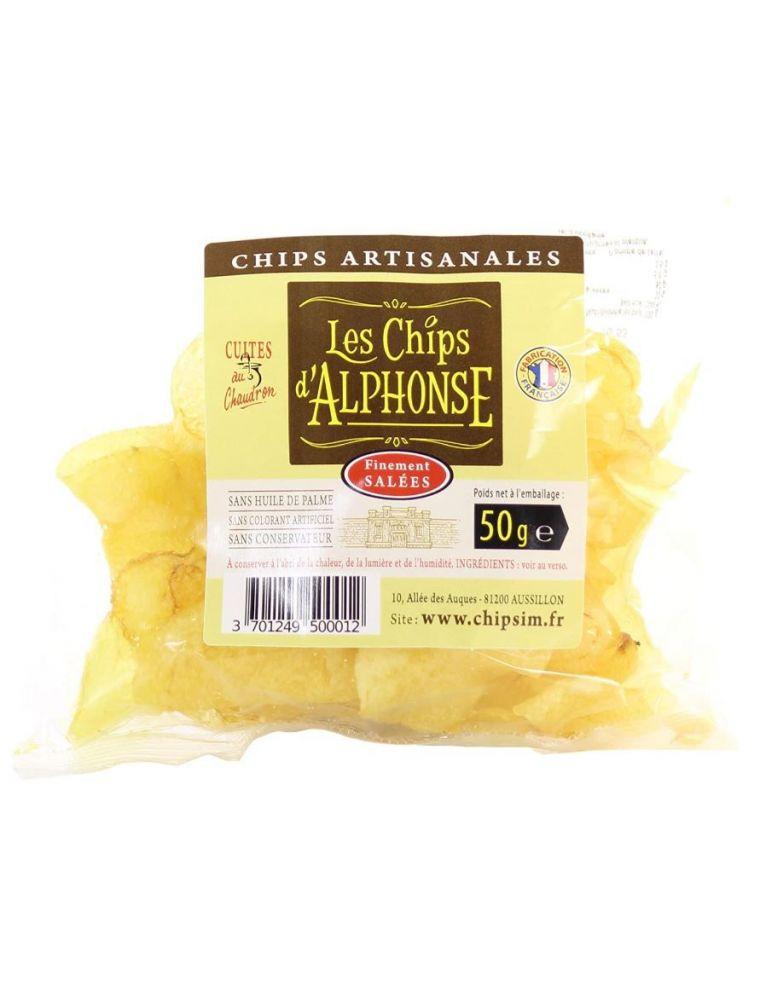 Chips sachet individuel petit format