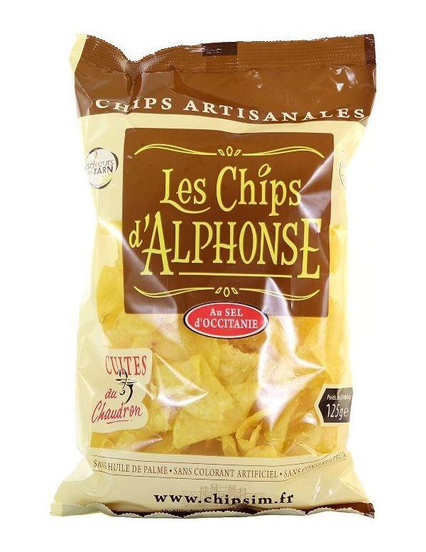 Chips Artisanales françaises - Chipsim