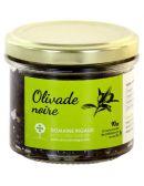 Tapenade artisanale aux olives noires