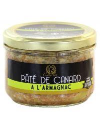 Terrine de Canard à l'Armagnac, bocal de 180 g