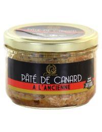 Pâté de Canard à l'ancienne bocal 180 g
