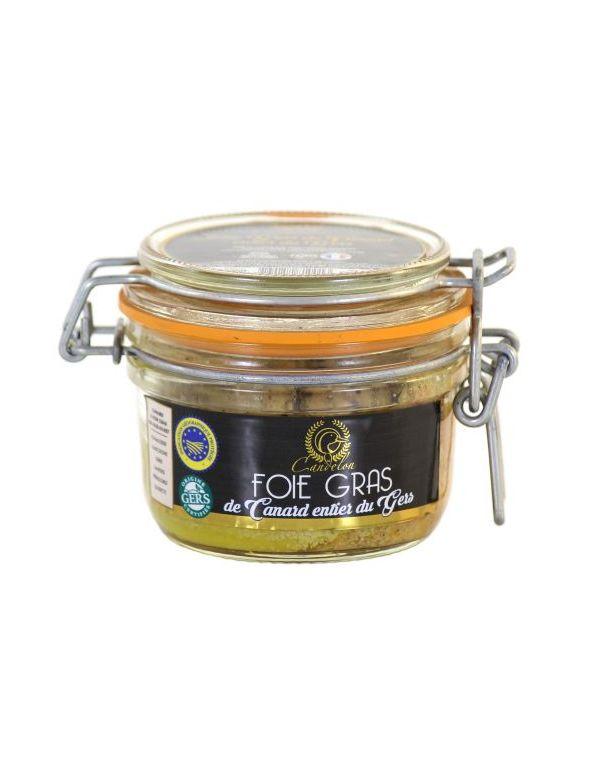 Foie gras de canard entier IGP GERS à partir de 125 g