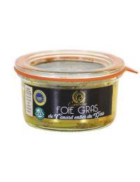 Foie gras entier verrine de 100 g