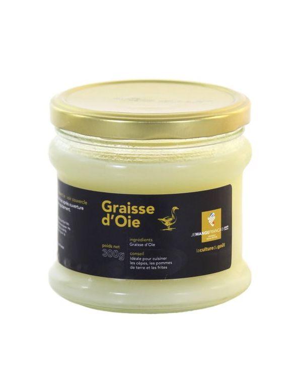 Graisse d'oie Origine France