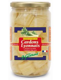 Cardons Lyonnais, bocal de 640 g