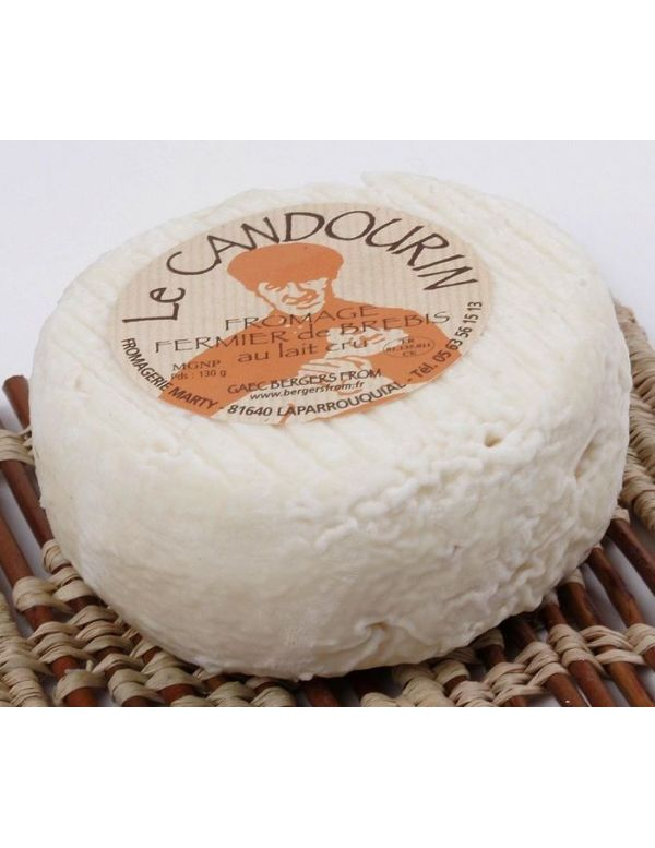 Candourin aux Herbes - Fromagerie Marty