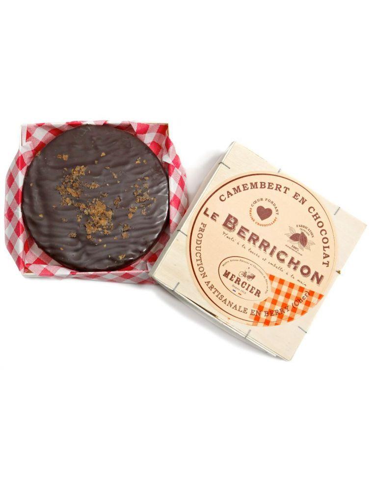 """Camembert au Chocolat """"Berichon"""" - Maison Mercier"""
