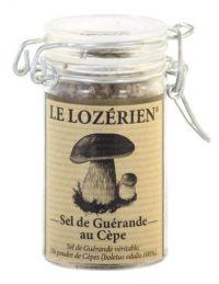 Sel de Guérande au cèpe 60gr