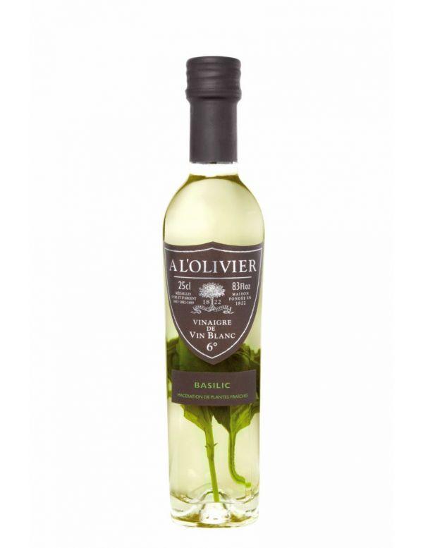vinaigre vin blanc artisanal