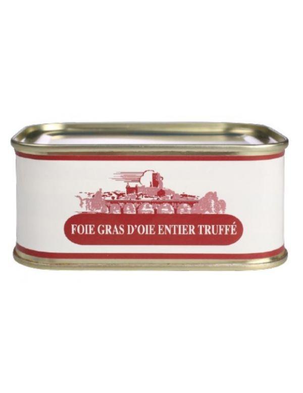 foie oie truffe