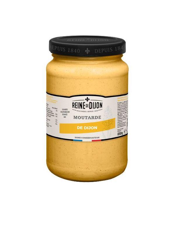 Moutarde de Dijon en Grand Format - Reine de Dijon