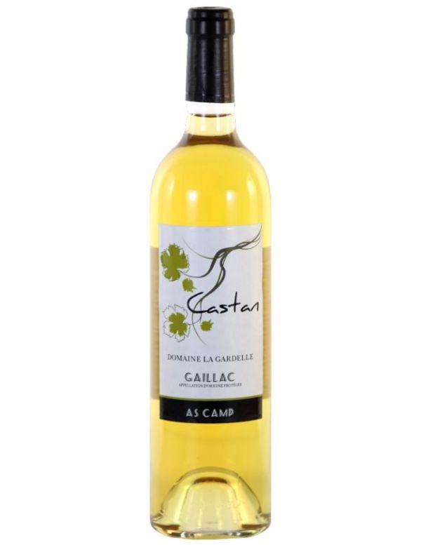 Vin Domaine de la Gardelle, blanc, Bio