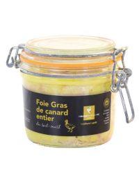 Foie gras du sud-ouest conserve de 350 g