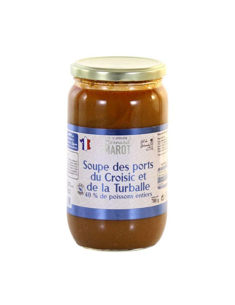 Soupe de Poisson des Ports du Croisic & de La Turballe - Bernard Marot