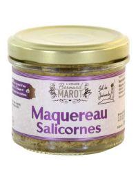 Maquereau fumé aux Salicornes et au Sel de Guérande - Bernard Marot