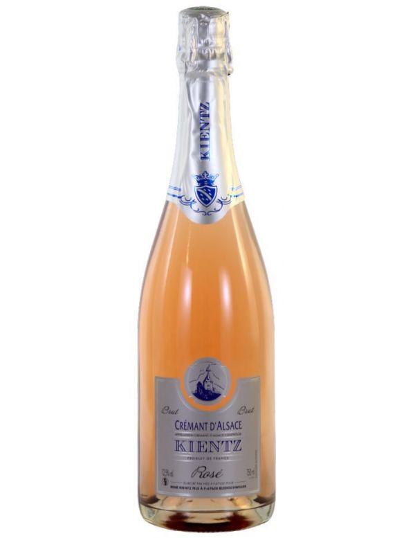 Crément d'Alsace Rosé - Kientz