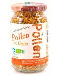 Pollen de Fleurs Bio Nature et Progrès