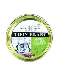 thon blanc germon huile d'olive