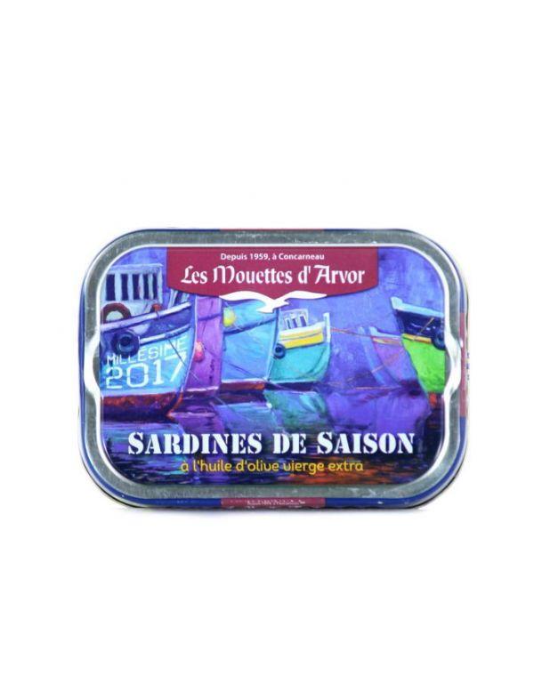 Sardines Millésimées