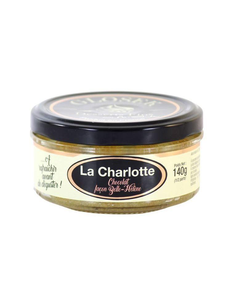 Charlotte Chocolat Poire Dessert Pâtissier Traditionnel