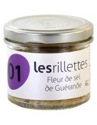 Rillettes fleur de sel de guérande