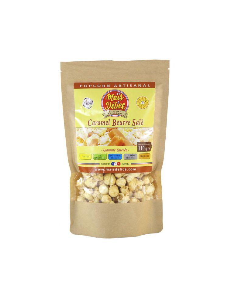 Pop Corn Caramel Beurre Salé