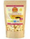 Pop corn caramel crème brûlée