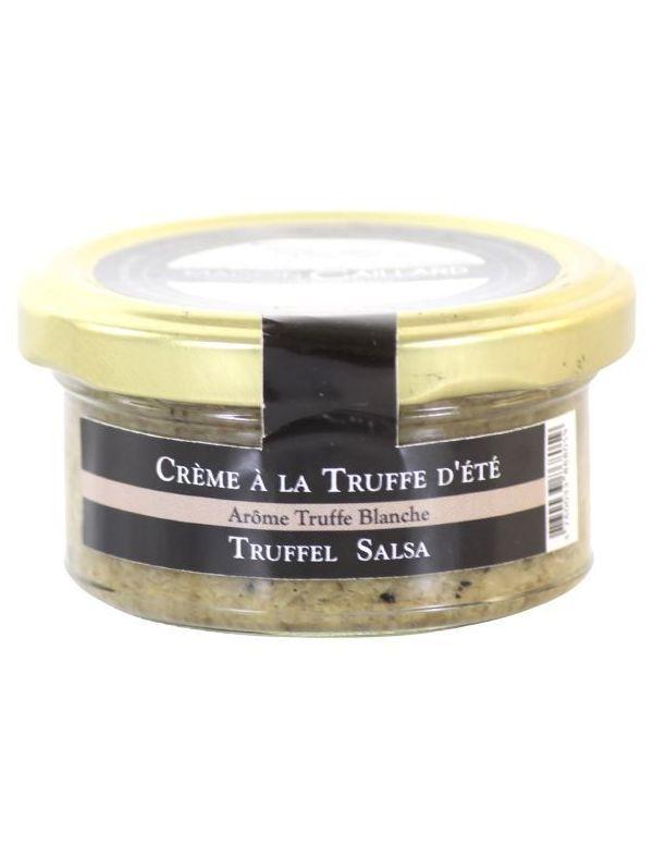 Crème de truffes d'été Tuber Aestivum, 50 g