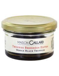 Truffes noires brossées extra d'hiver, 25 g