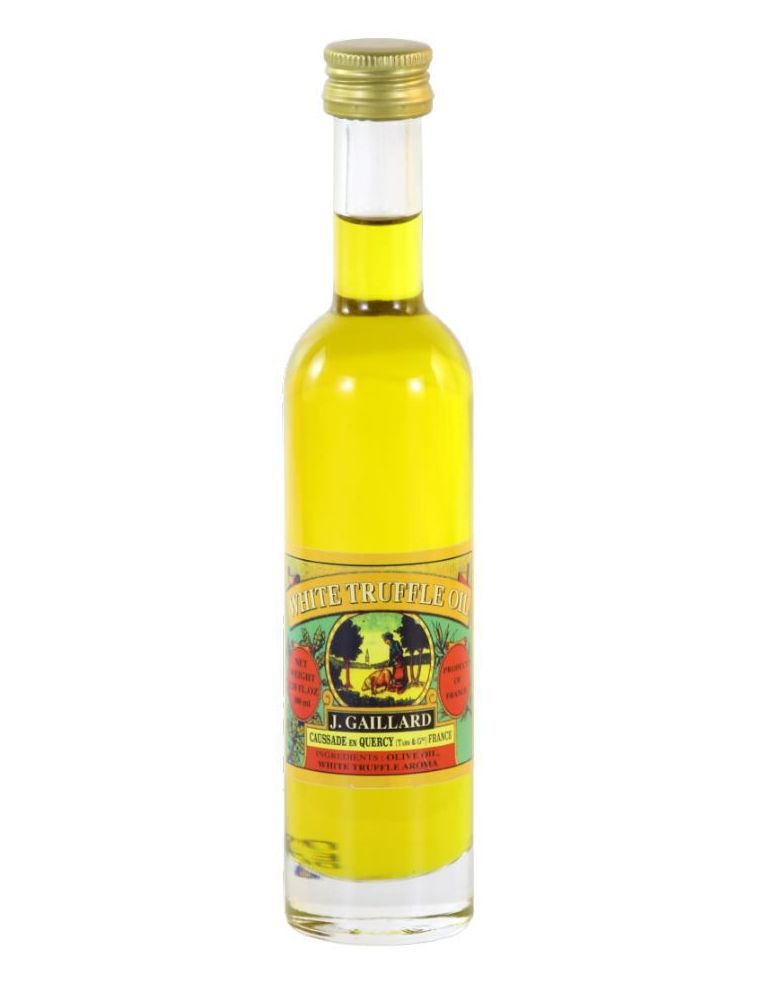 Huile d'olive arôme truffe blanche 100 ml