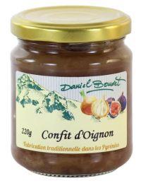 Confit d'Oignon des Pyrénées - Daniel Boudet
