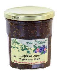 Confiture extra de figue aux noix