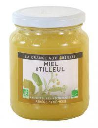 miel de tilleul bio pot de 500 g