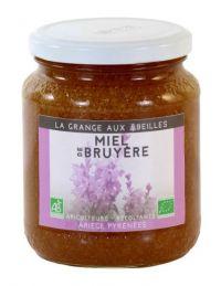 Miel de Bruyere Callune BIO pot de 500 g
